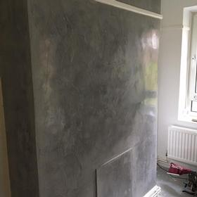 Venetian plastering in Edinburgh